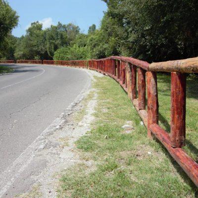 Дрвена ограда